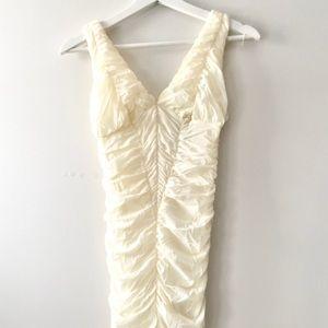 Off-white Bebe Dress
